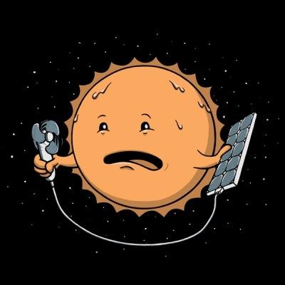Self Sun-ficient